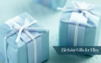 An Exclusive Range Of Birthday Gift Items With An Online Store